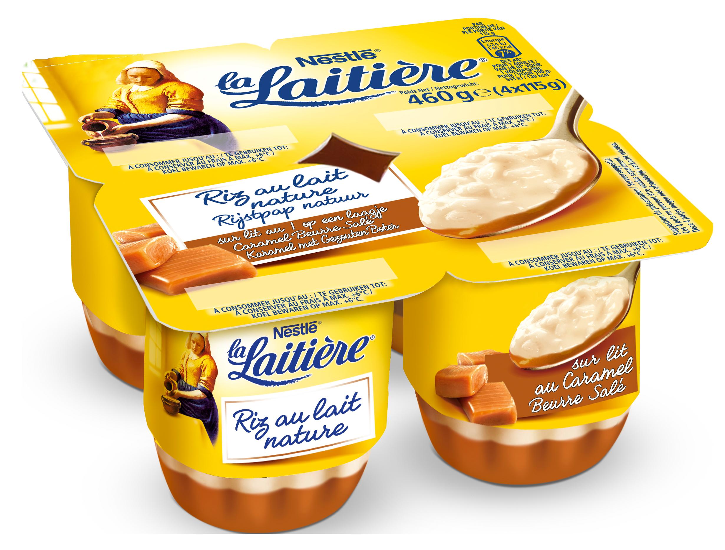 sur lit de caramel beurre salé