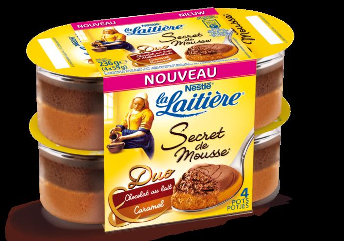 Chocolat au Lait - Caramel