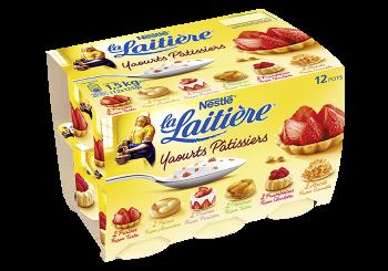 Yaourts Pâtissiers