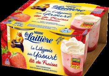 Le Liégeois au Yaourt