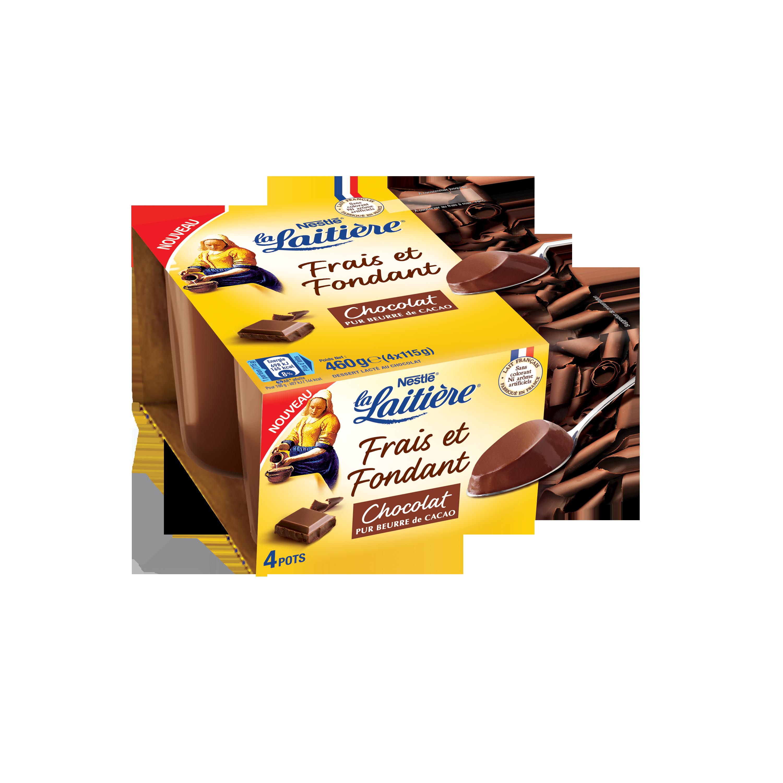 Frais & Fondant Chocolat pur beurre de cacao